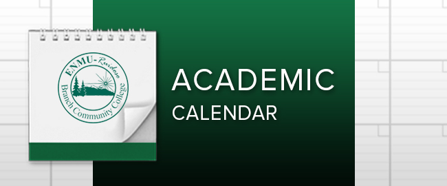 Picture of school calendar. Click to view the Academic Calendar.